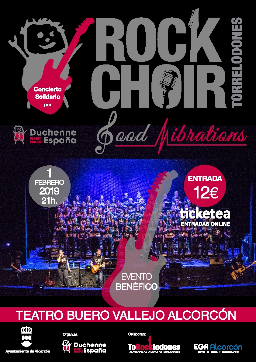 Cartel ROCK Choir