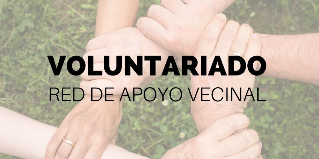 Banner voluntariado