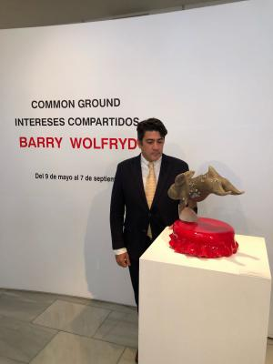 Common Ground (Intereses compartidos), de Barry Wolfryd, cierra  una brillante temporada de exposiciones en el MAVA